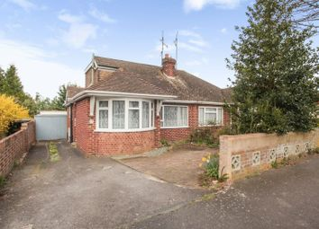 Thumbnail 2 bedroom semi-detached bungalow for sale in Derwent Avenue, Luton
