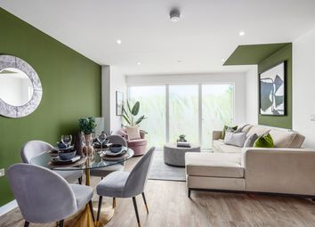 Thumbnail 2 bedroom flat for sale in Kidbrooke Village, Greenwich
