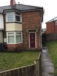 Thumbnail 1 bed maisonette to rent in Eastfield Road, Birmingham