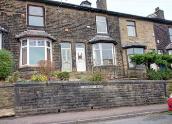 Thumbnail 3 bed terraced house for sale in Claremont Place, Todmorden, West Yorkshire