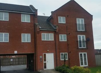 Thumbnail 2 bed flat for sale in Rawsthorne Ave, Manchester