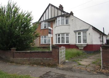 Thumbnail 3 bed semi-detached house for sale in Borrowdale Avenue, Harrow