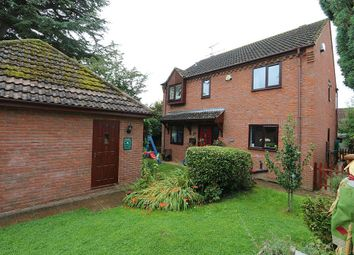 Thumbnail 4 bed detached house for sale in Priory Lea, Walford, Ross-On-Wye, Ross-On-Wye, Herefordshire
