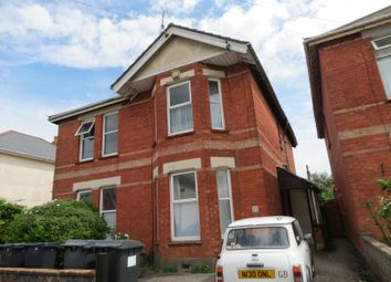 Thumbnail 3 bedroom flat to rent in Gerald Road, Winton, Bournemouth