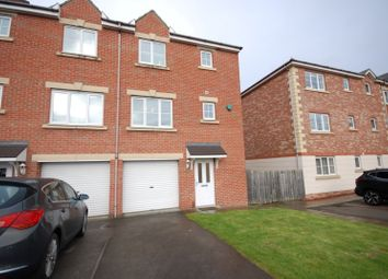 Thumbnail 4 bed town house for sale in Cong Burn View, Pelton Fell, Chester Le Street