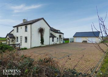 Thumbnail 5 bed cottage for sale in Penrhos Feilw, Penrhos Feilw, Holyhead, Anglesey