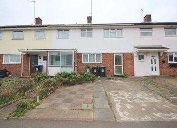 Thumbnail 3 bed terraced house for sale in Fennycroft Road, Hemel Hempstead