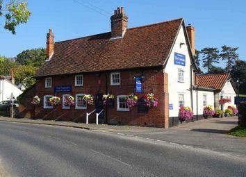 Thumbnail Restaurant/cafe for sale in The Street, Tuddenham, Ipswich