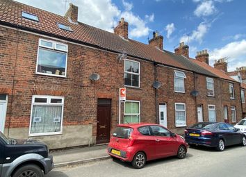 Thumbnail 2 bed terraced house to rent in Grammar School Road, Brigg