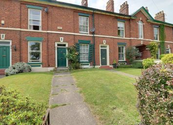 Thumbnail 3 bed terraced house for sale in Congleton Road, Sandbach