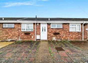 Thumbnail 1 bedroom bungalow for sale in Foxburrow Close, Parkwood, Rainham, Kent