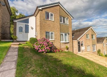 Thumbnail 3 bedroom detached house for sale in Fernwood Drive, Leek, Staffordshire