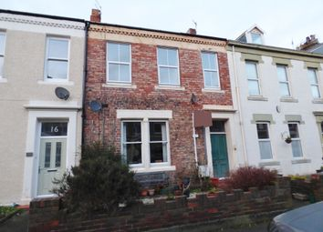 Thumbnail 2 bedroom maisonette for sale in Prudhoe Terrace, Tynemouth, North Shields