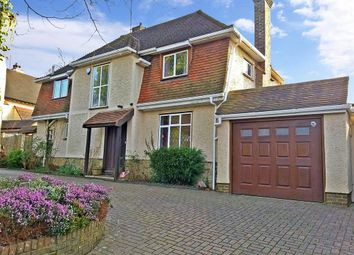 Thumbnail 4 bed detached house for sale in Hammerwood Road, Ashurst Wood, West Sussex