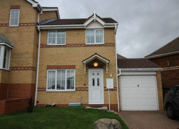 Thumbnail 3 bed detached house for sale in Fairfields, Alnwick