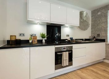 "Thumbnail 2 bed flat for sale in ""Plot 76"" at Merriam Close, London"