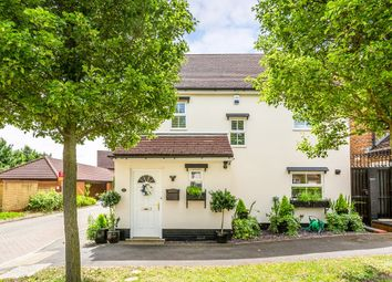 Thumbnail 4 bed detached house for sale in Greenwich Way, Waltham Abbey