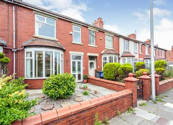 3 bed terraced house for sale in Rectory Road, Blackpool, Lancashire FY4
