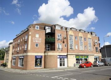 Thumbnail 2 bed flat for sale in Castle Lodge, Gladstone Road, Chippenham, Wiltshire