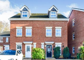 Thumbnail 3 bedroom end terrace house for sale in White Tree Close, Fair Oak, Eastleigh
