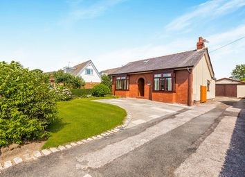 Thumbnail 3 bed bungalow for sale in Croston Road, Farington Moss, Leyland