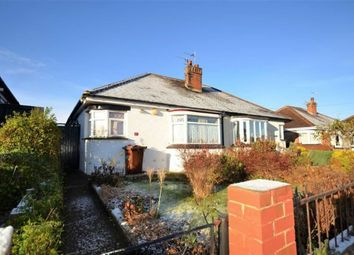 Thumbnail 2 bed bungalow for sale in Crowland Avenue, Grimsby