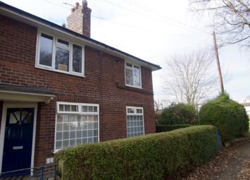 Thumbnail 2 bed flat for sale in Central Avenue, Wrexham