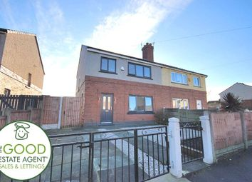Thumbnail 3 bed semi-detached house for sale in Tennyson Avenue, Leigh