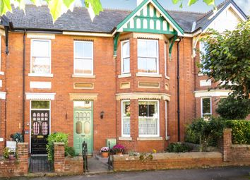 Thumbnail 4 bedroom terraced house for sale in Summerland Avenue, Minehead