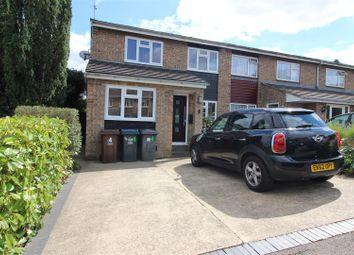 Thumbnail 3 bed semi-detached house to rent in Batchelors, Puckeridge, Ware