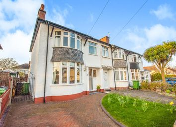 Thumbnail 3 bedroom end terrace house for sale in Westbourne Road, Whitchurch, Cardiff