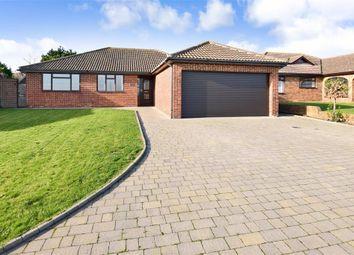 Thumbnail 4 bed detached bungalow for sale in Brook Lane, Lower Stoke, Rochester, Kent