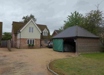 Thumbnail 4 bed detached house to rent in Bucklesham Road, Ipswich, Suffolk