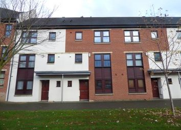 Thumbnail 4 bed terraced house for sale in The Approach, St. James, Northampton, Northamptonshire