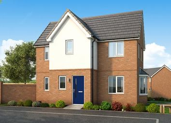 "Thumbnail 3 bed property for sale in ""The Crimson At Kings Park, Corby"" at Gainsborough Road, Corby"