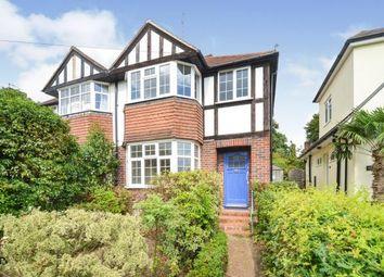 Epsom, Surrey KT18. 3 bed semi-detached house