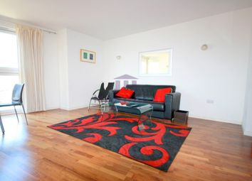Thumbnail 1 bed flat to rent in 1 Fairmont Avenue, Blackwall, Canary Wharf, London E14,