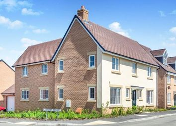 Thumbnail 4 bed detached house for sale in Ploughman Drive, Woodford Halse, Daventry, Northamptonshire