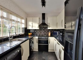 Thumbnail 3 bed semi-detached house for sale in Medway, Crowborough, East Sussex