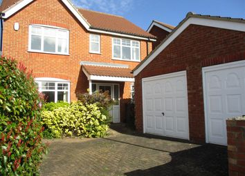 Thumbnail 4 bed detached house to rent in Abbey Road, Sleaford