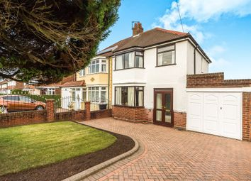 Thumbnail 3 bedroom semi-detached house for sale in Pine Road, Tividale, Oldbury