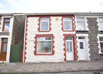 Thumbnail 3 bed semi-detached house for sale in Llewellyn Street, Gilfach, Bargoed
