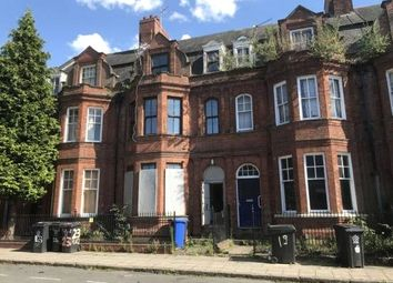 Thumbnail 7 bed town house for sale in Lincoln Street, Leicester