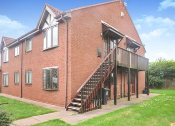 Thumbnail 1 bed flat for sale in Greenfields, Winsford