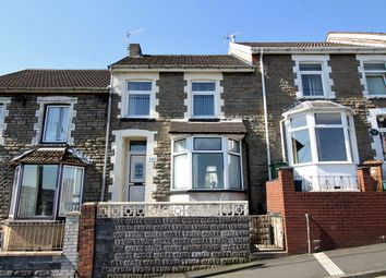 Thumbnail 3 bed terraced house for sale in Upper North Road, Bargoed