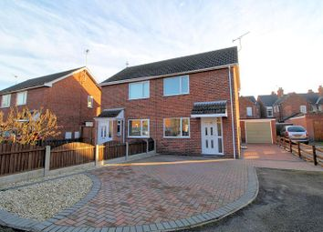 Thumbnail 2 bed semi-detached house to rent in Whitehall Gardens, Retford
