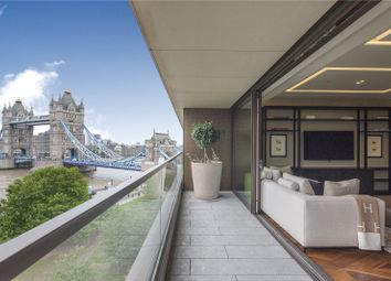 Thumbnail 4 bed flat for sale in Blenheim House, Tower Bridge, Crown Square, London