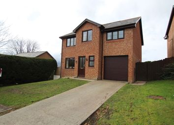 5 bed detached house for sale in Beacons Park, Brecon LD3