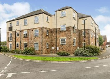Thumbnail 2 bed flat for sale in Hadley House, Armstrong Way, York, North Yorkshire