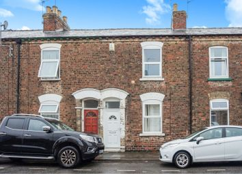 3 bed terraced house for sale in Newborough Street, York YO30